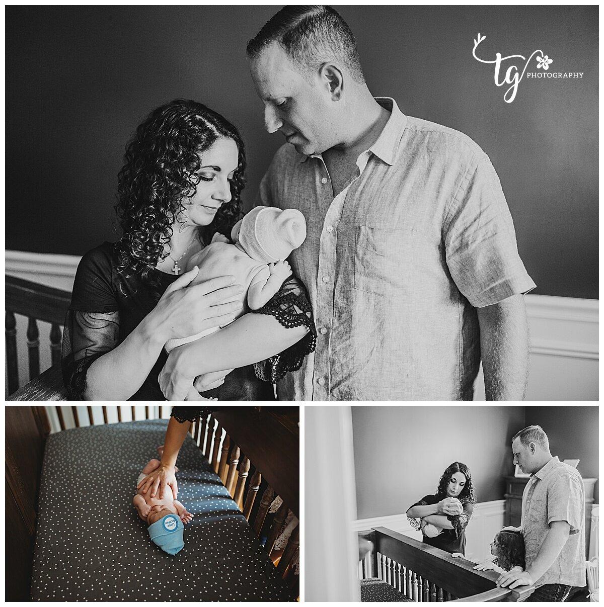 natural and candid newborn photos