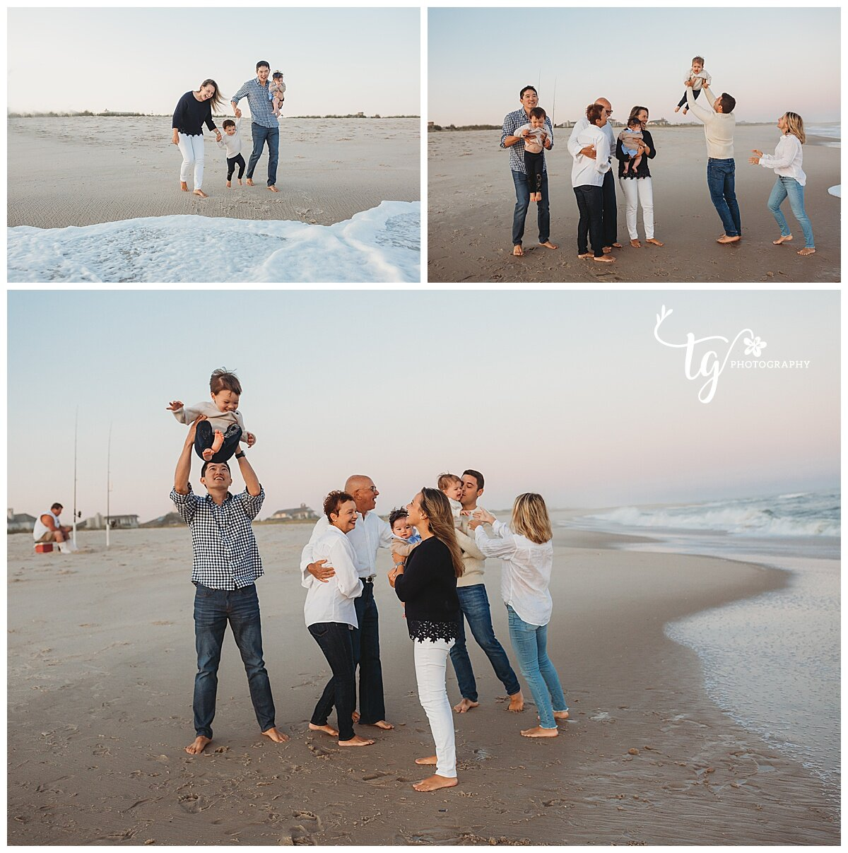 extended family photos that are candid