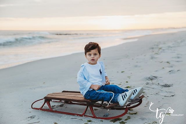 I finally got the chance to use this old sled I purchased at an antiques shop a few years ago. I am going to have to use it more often I love the timeless look it creates for a holiday portrait.