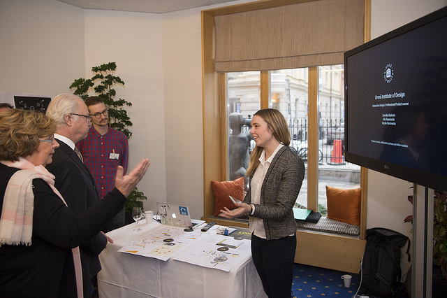 Article from our presentation at Grand Hotel was published  here.