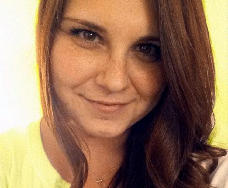 Heather Heyer was standing up against white supremacy. (Photo: Facebook)