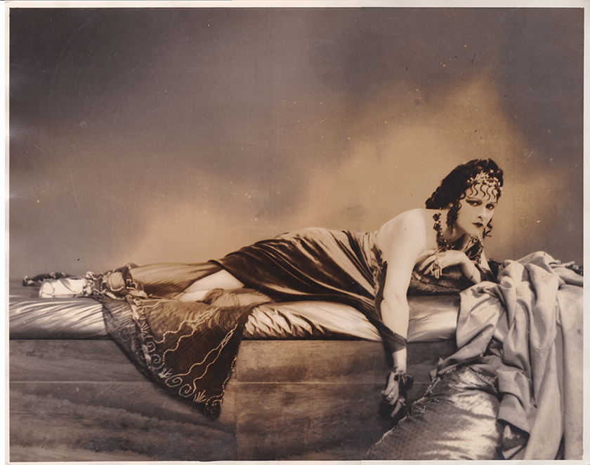 "William Mortensen (1897 - 1965). ""Still from Cecil B. DeMille's ""King of Kings"" 1927, Jackeline Logan as Mary Magdelene"" 1927 Photograph Courtesy of  Stephen Romano Gallery"