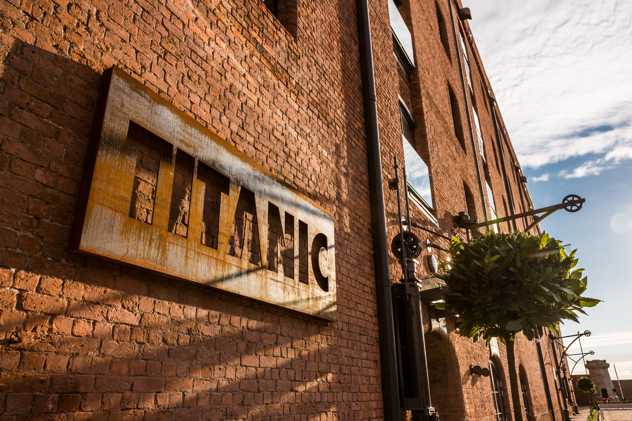 Titanic hotel Stanley Dock Liverpool wins award