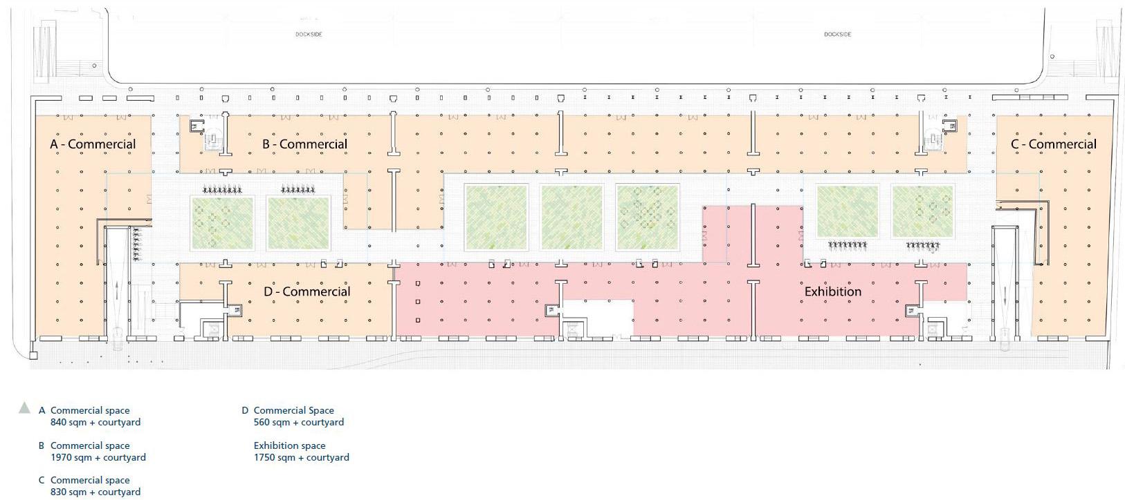 stanley dock ground floor commercial floorplan