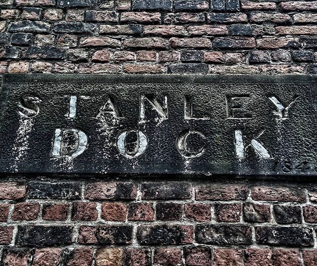 Slow Sunday's at Stanley Dock. Repost • @jaygrah