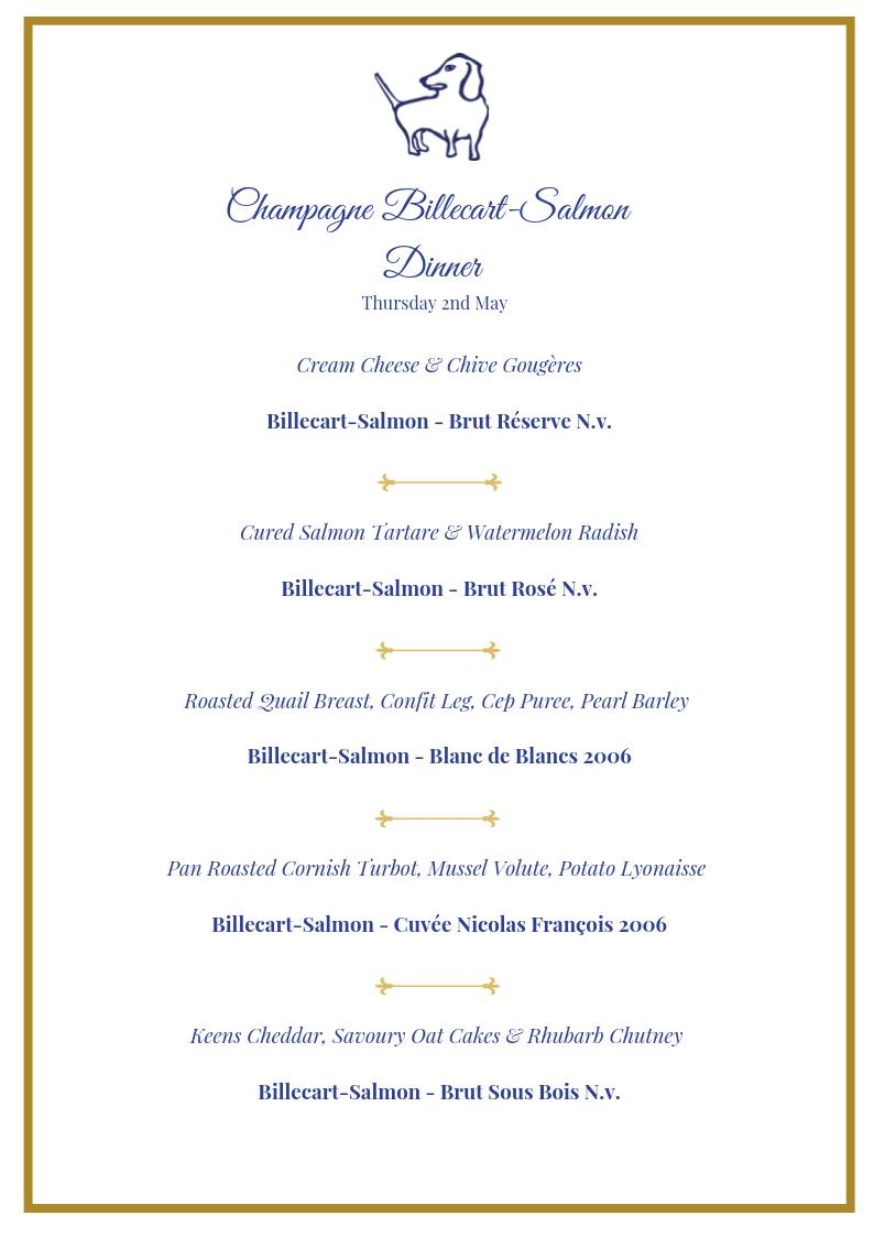 Champagne Billecart-Salmon Menu.png