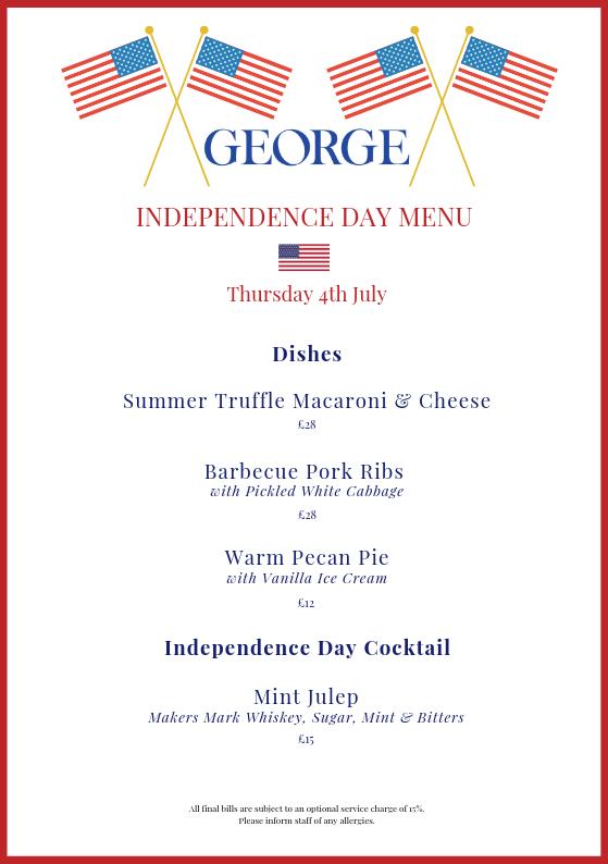 George Independence Day Menu.png