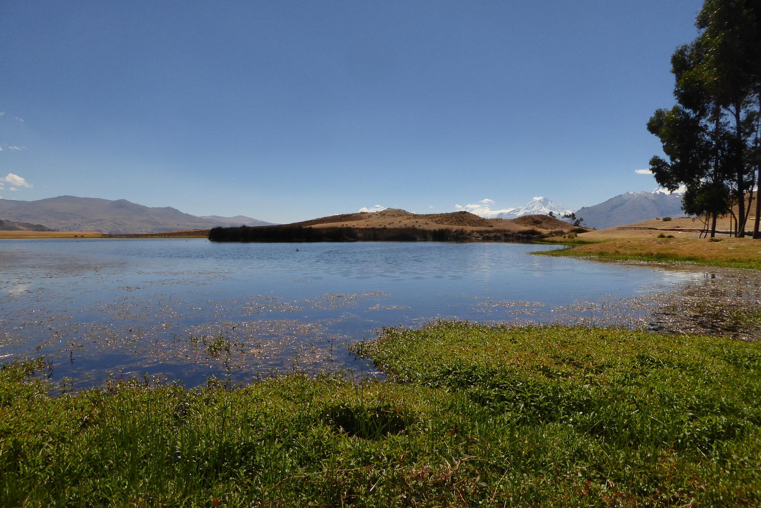 Peru Expedition   Explore Wilcacocha Lake