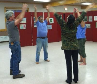 Veteran + Civilian Movement Workshop  American Legion, Warwick, NY