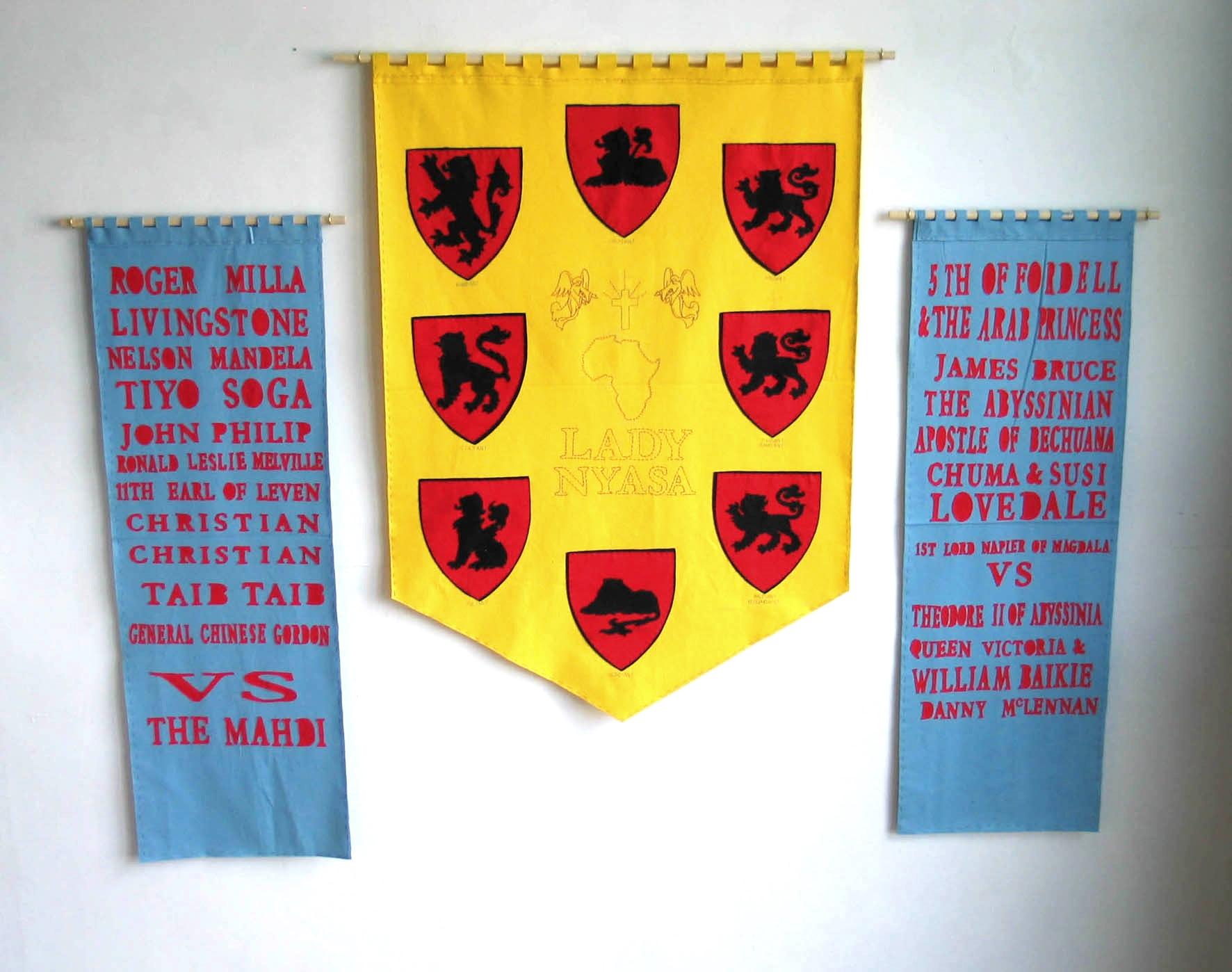 Heartfelt Banner - 2004