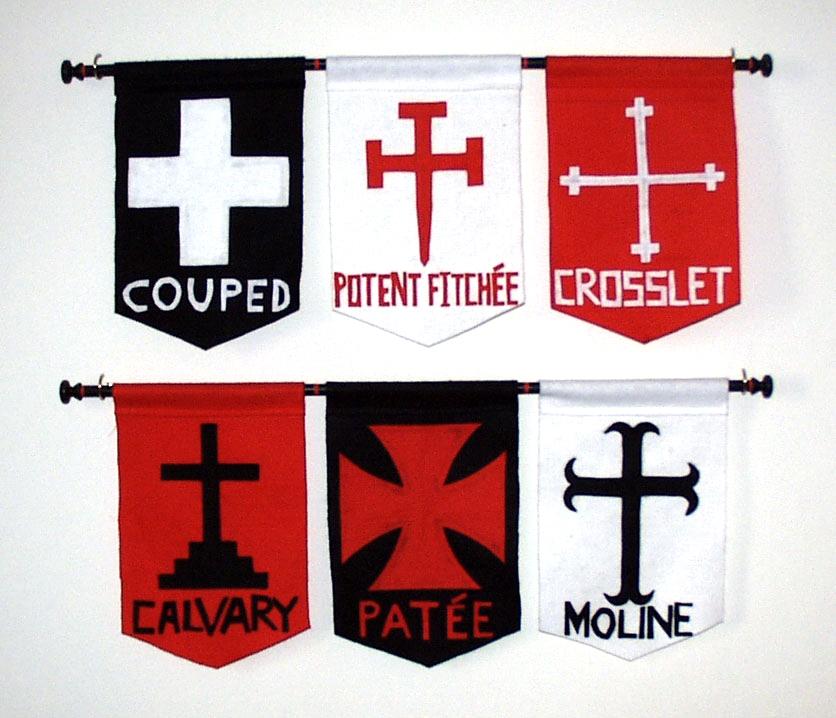 The Heraldic Cross - 2003