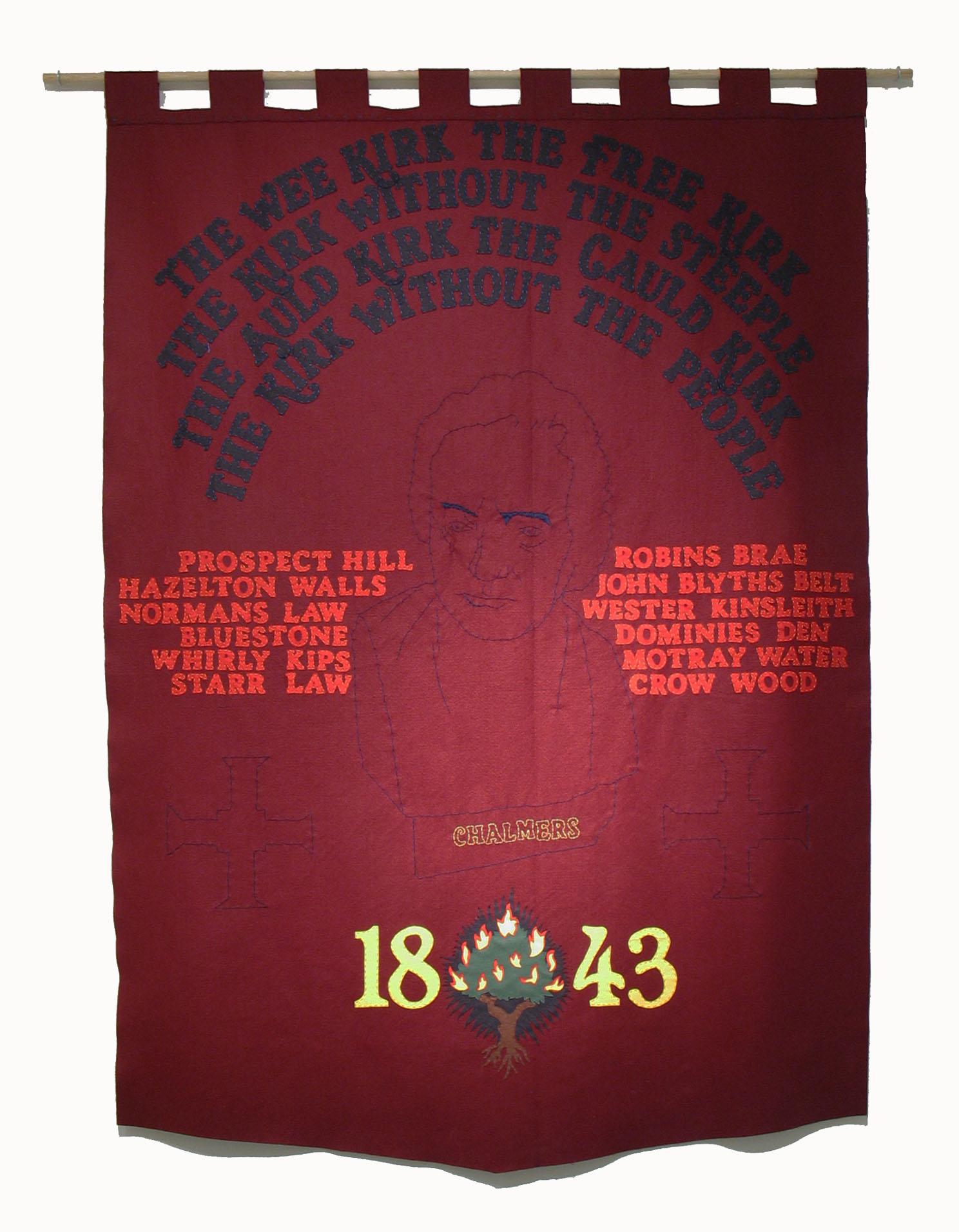 The Fairest Ornament - Chalmers & Henderson (Memento Mori) - 2004