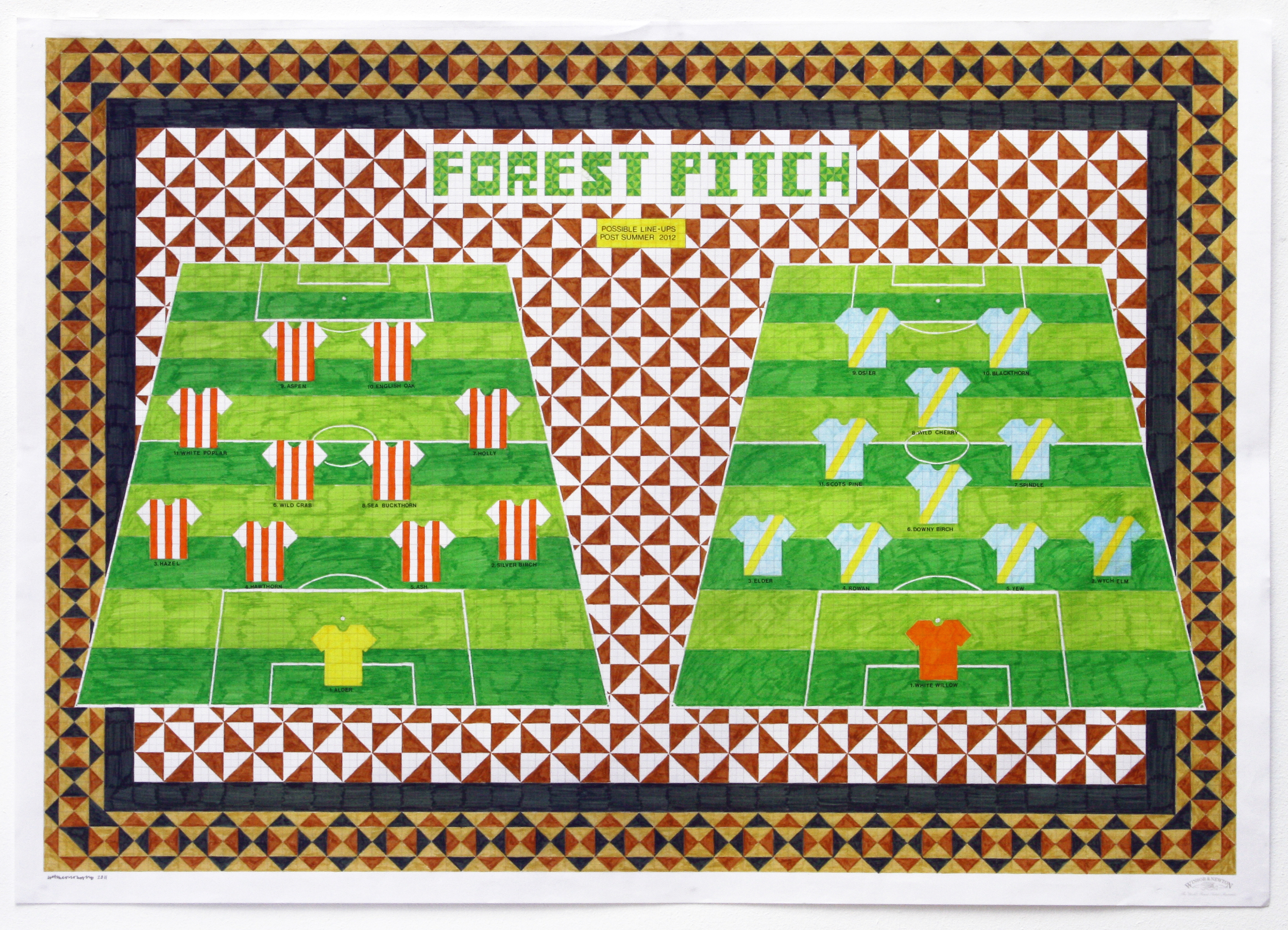 Forest Pitch Formation (2011)