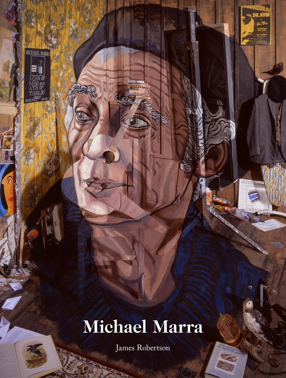 Michael Marra - Arrest This Moment (by James Robertson)