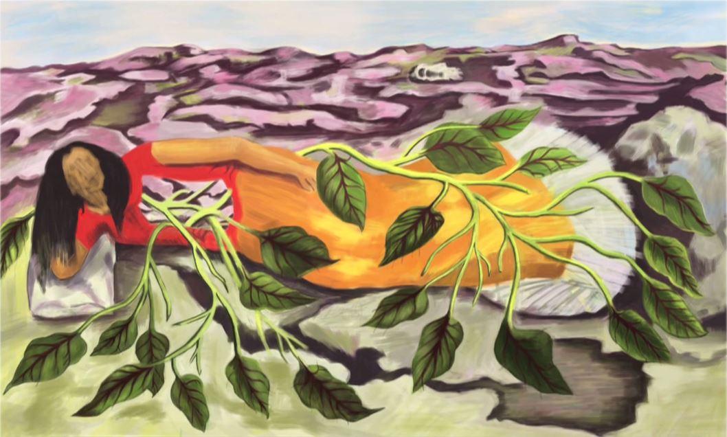 This is How I Copy Kahlo. How Do You Copy Kahlo? (still)