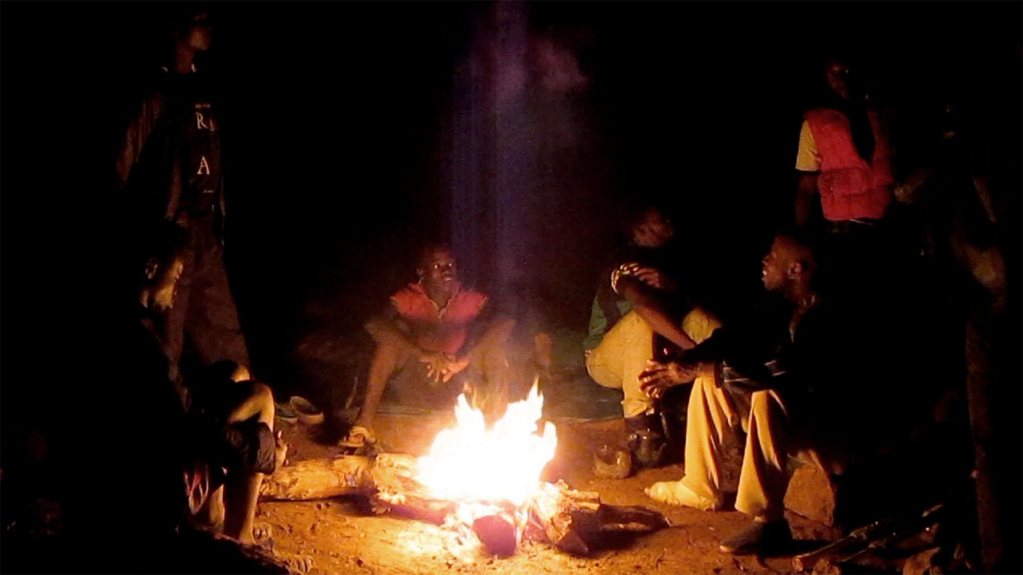 6_Bonfire in camp_LES SAUTEURS.jpg