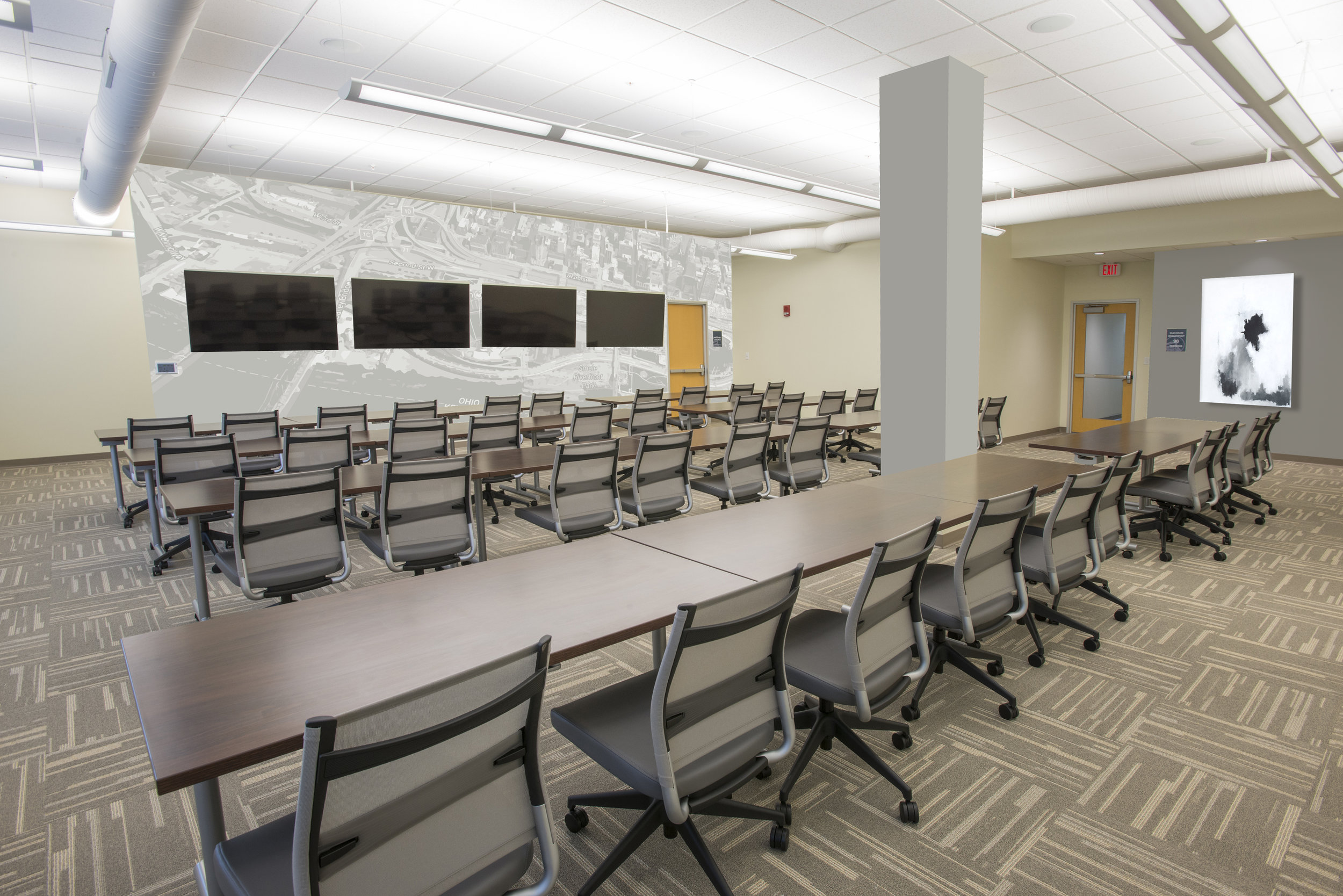 Newly Debuted 8th Floor Conference Room