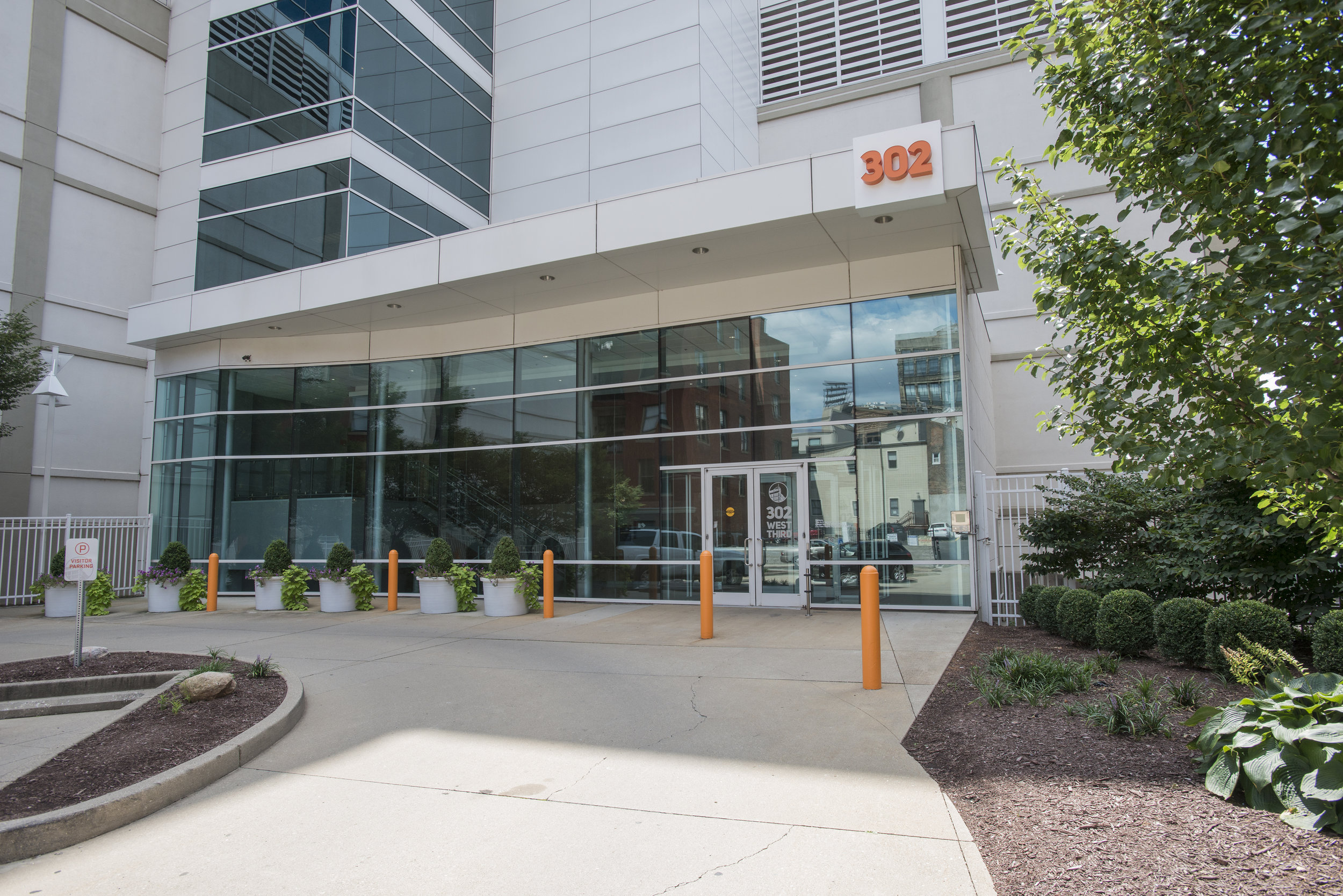 McFarland (Visitor) Entrance
