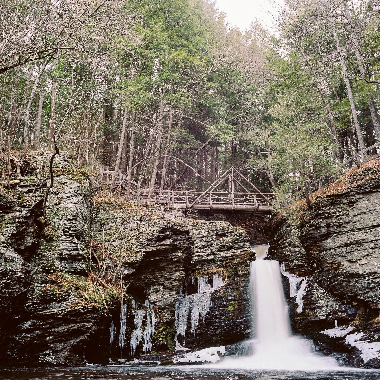 Deer Leap Falls #1