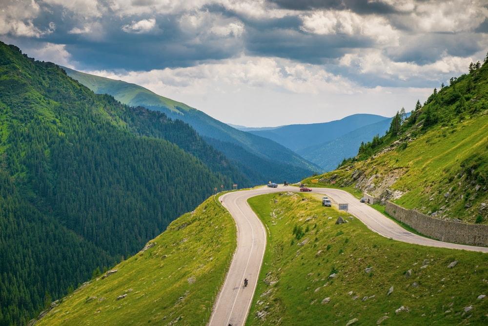Cycling adventures in Transylvania, Romania.