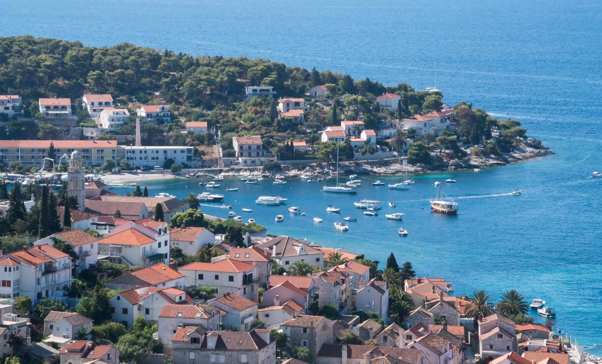 Cycling holidays in Croatia