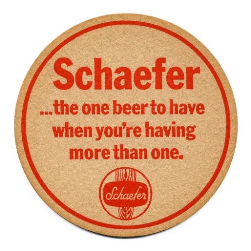 Une bière dont la principale qualité n'est pas le goût, mais de vous éviter un mal de crâne le lendemain.