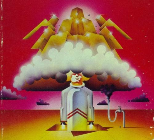 La couverture du livre. Version années 70.