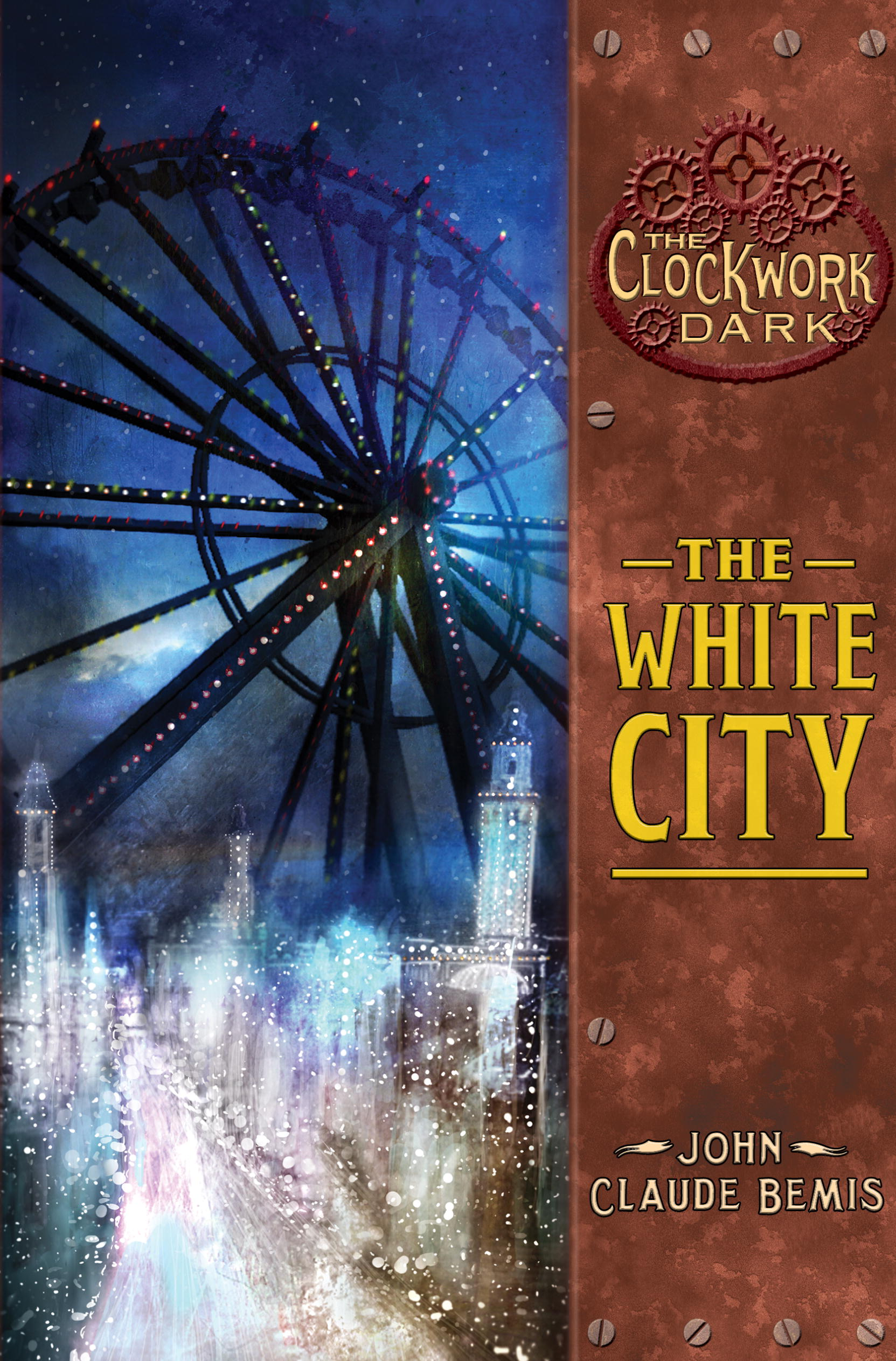 Book Three - The White City