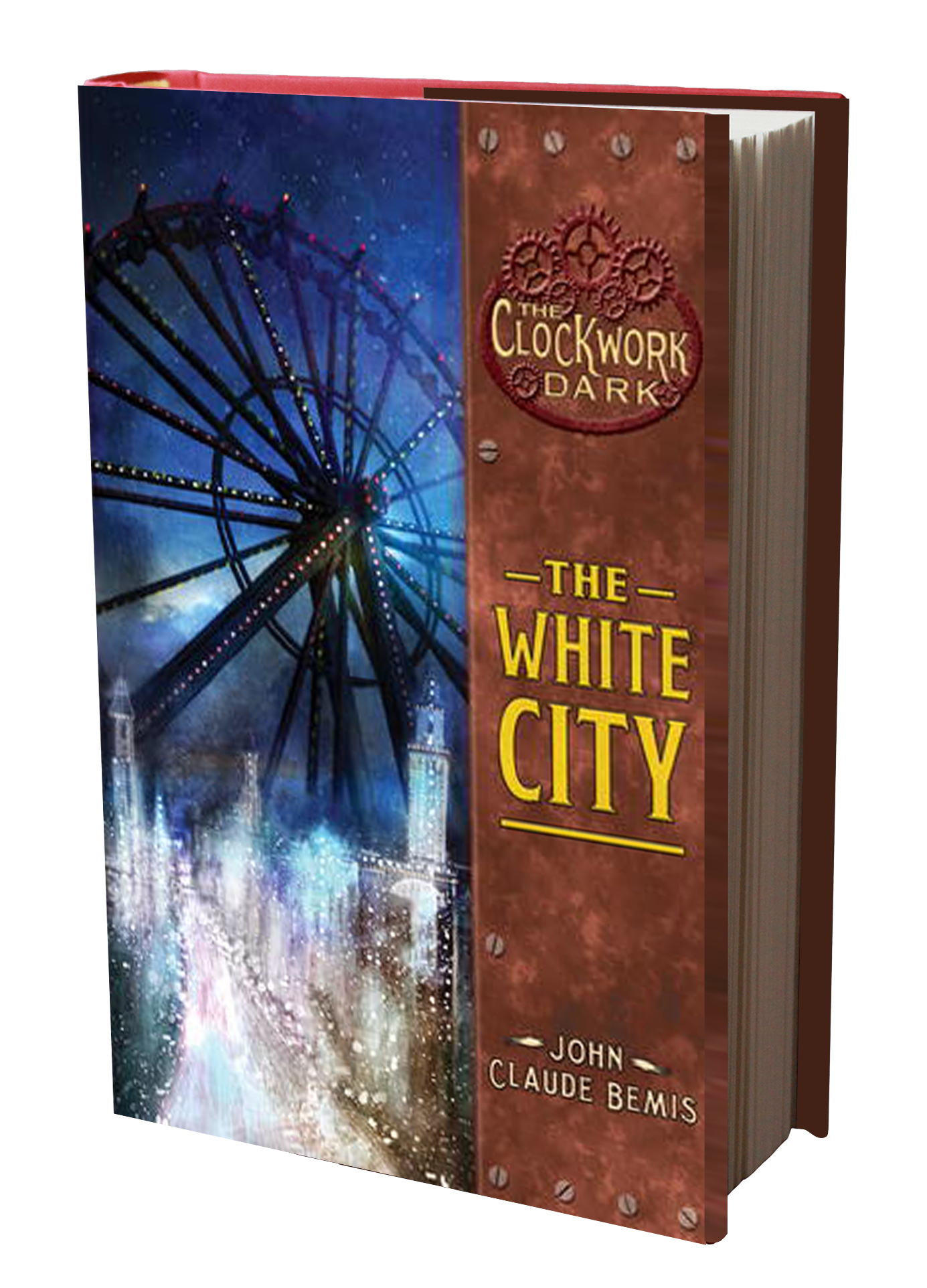 The White City Book 3 in the Clockwork Dark trilogy
