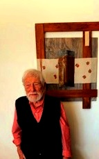 """Poet Gary Snyder in Berkeley with  """"Ode to Mt. Tam & Gary Snyder: Cabin Fever"""""""
