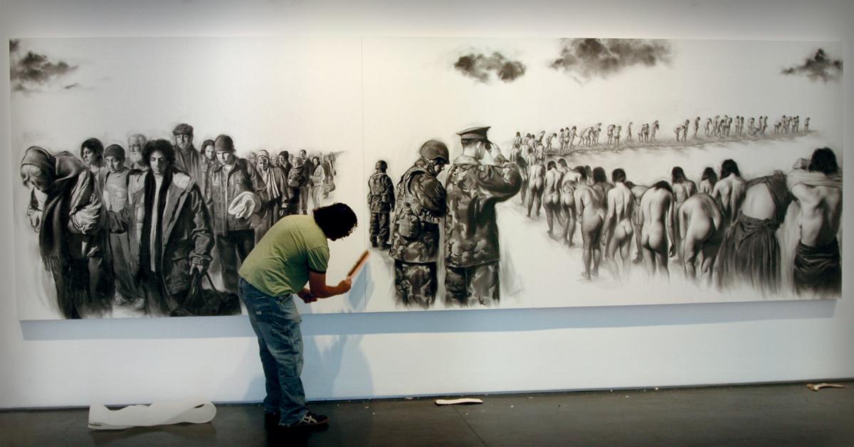 Clean-up of Exodus
