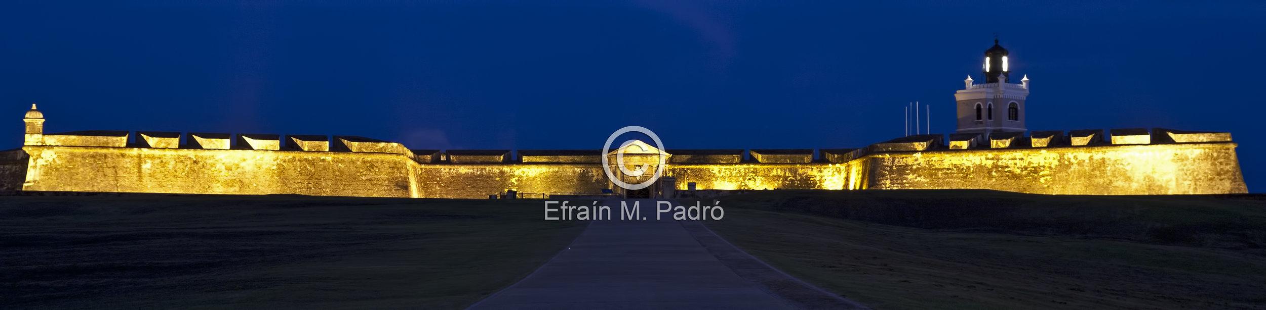 San Felipe del Morro Castle, San Juan National Historic Site, Old San Juan, Puerto Rico