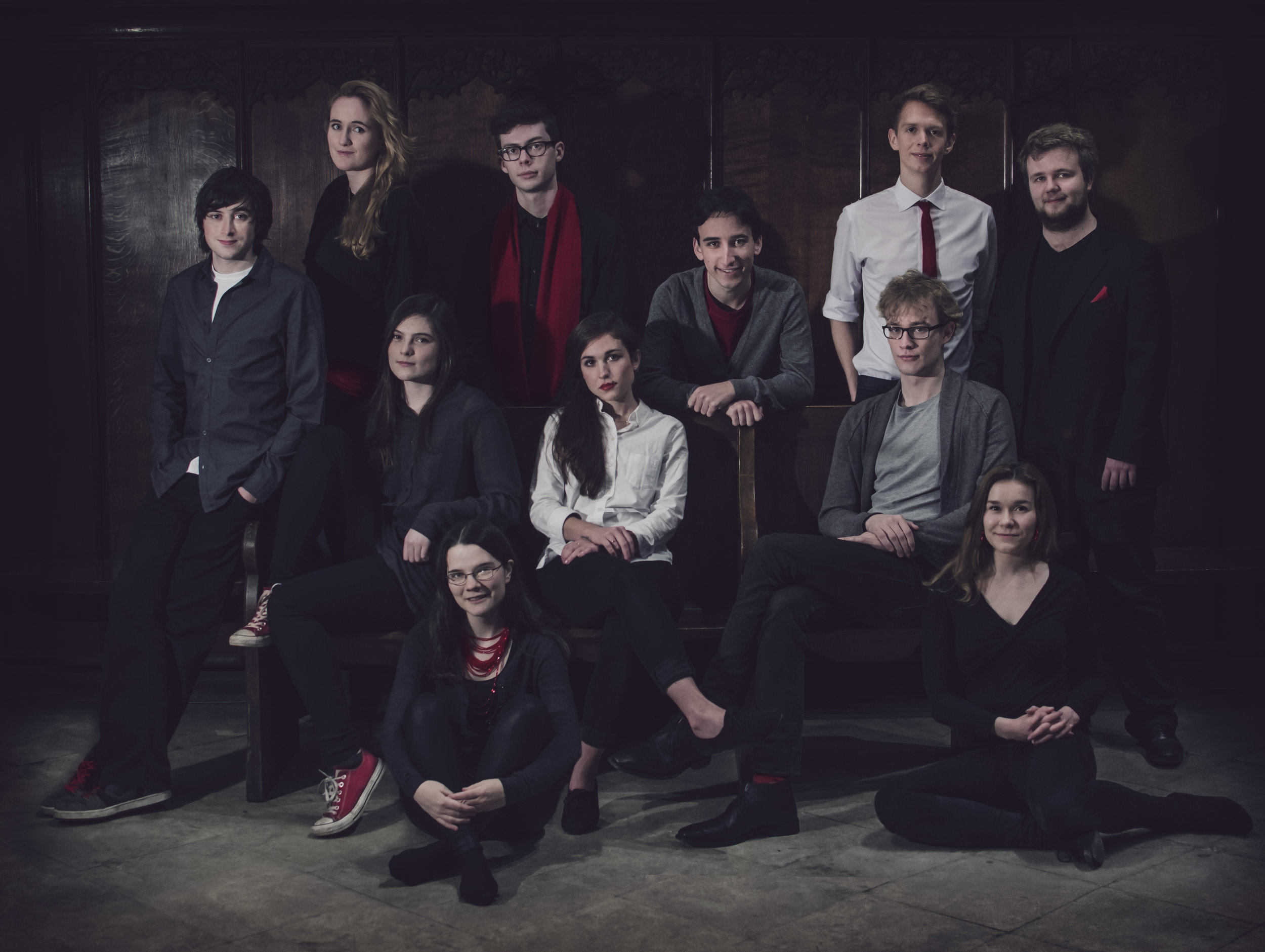 The Choir. - Concanenda started as a Cambridge-based chamber choir with an aim to promote choral music and innovative cross-genre collaborations through digital media. Xann founded the choir in November 2012 to highlight the wealth of young compositional and vocal talent that the UK had to offer.The choir's embrace of digital media is central to its identity, and has proven well suited to this medium through music videos, a remix competition and social media engagements. The choir's young singers are drawn from some of Cambridge University's most highly regarded chapel choirs, including the colleges of King's, Trinity and Jesus to name but a few