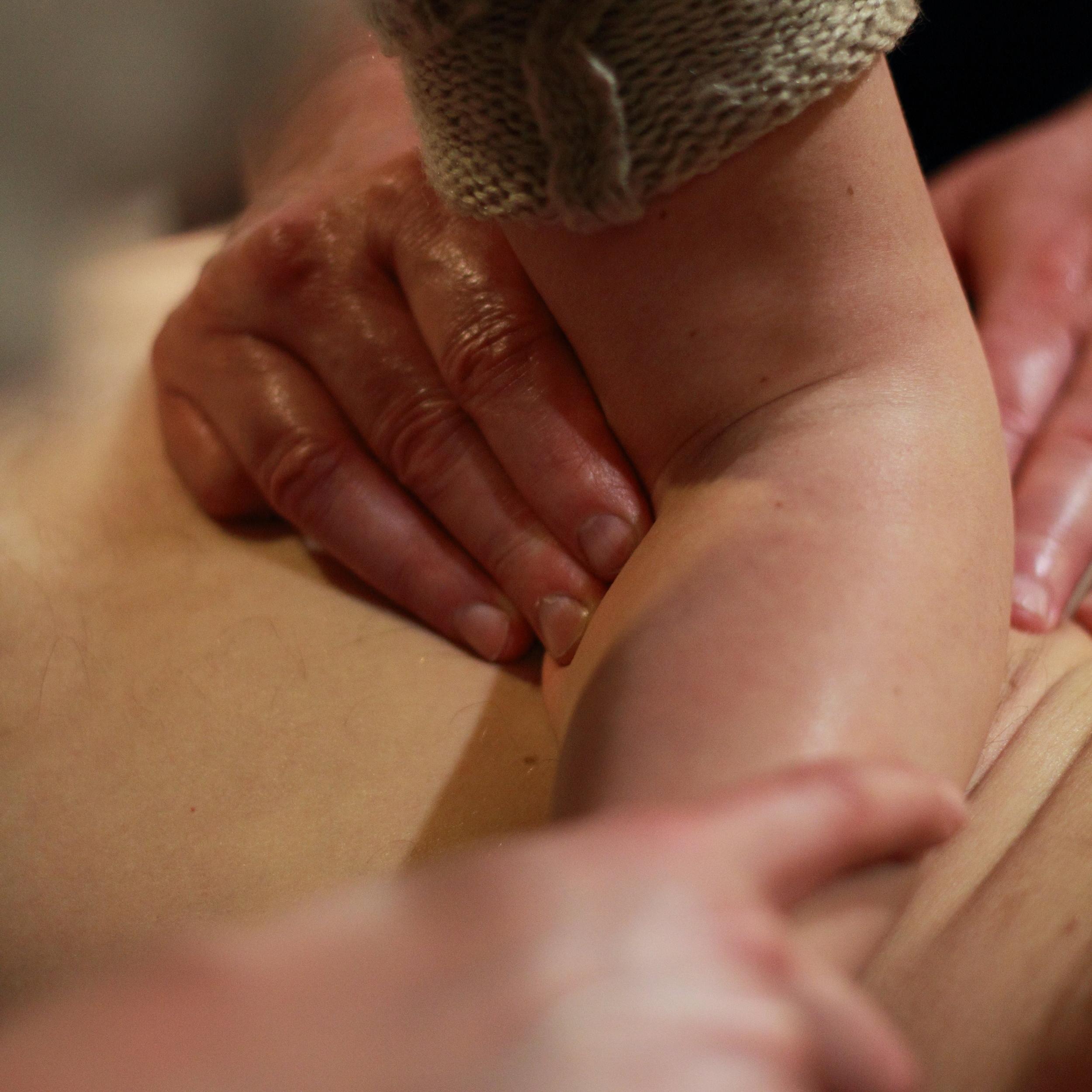 FHT Accredited Deep Tissue Massage