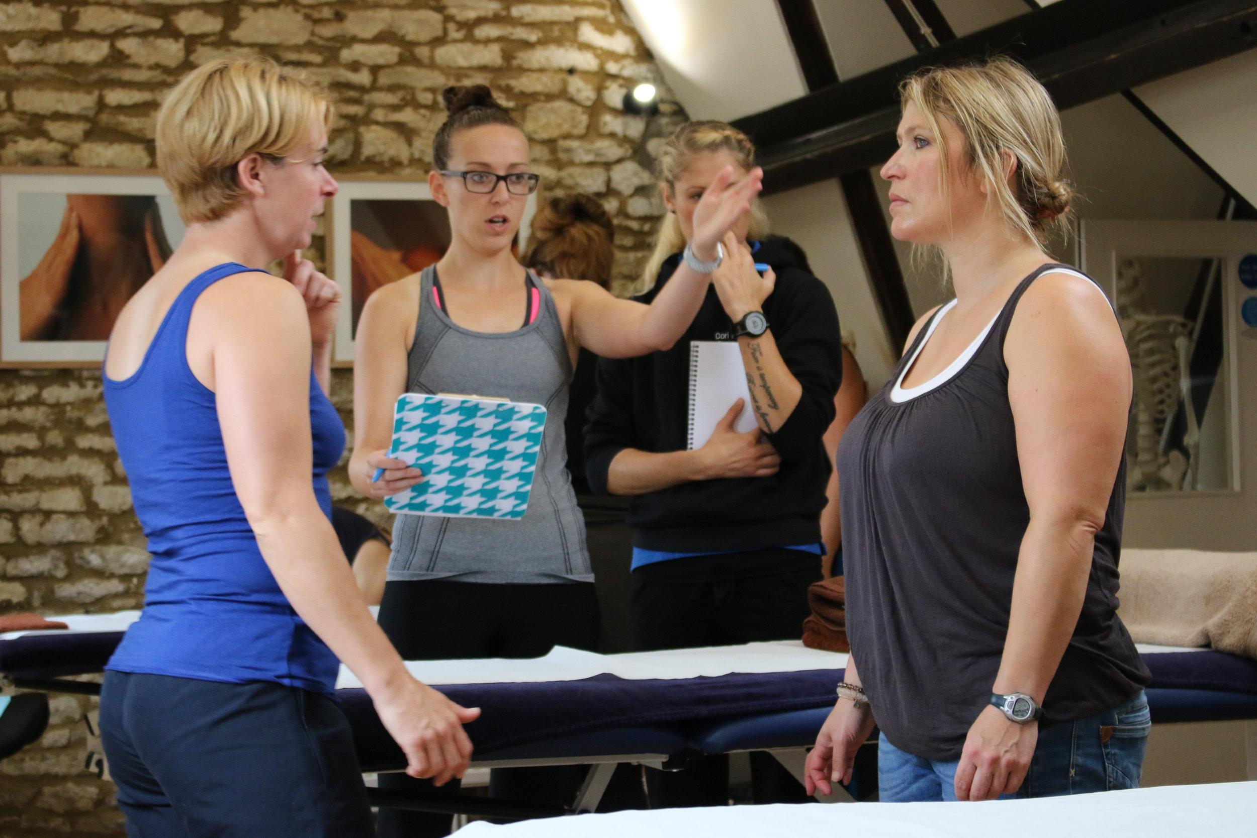 Sports Massage Cotswold Academy 9