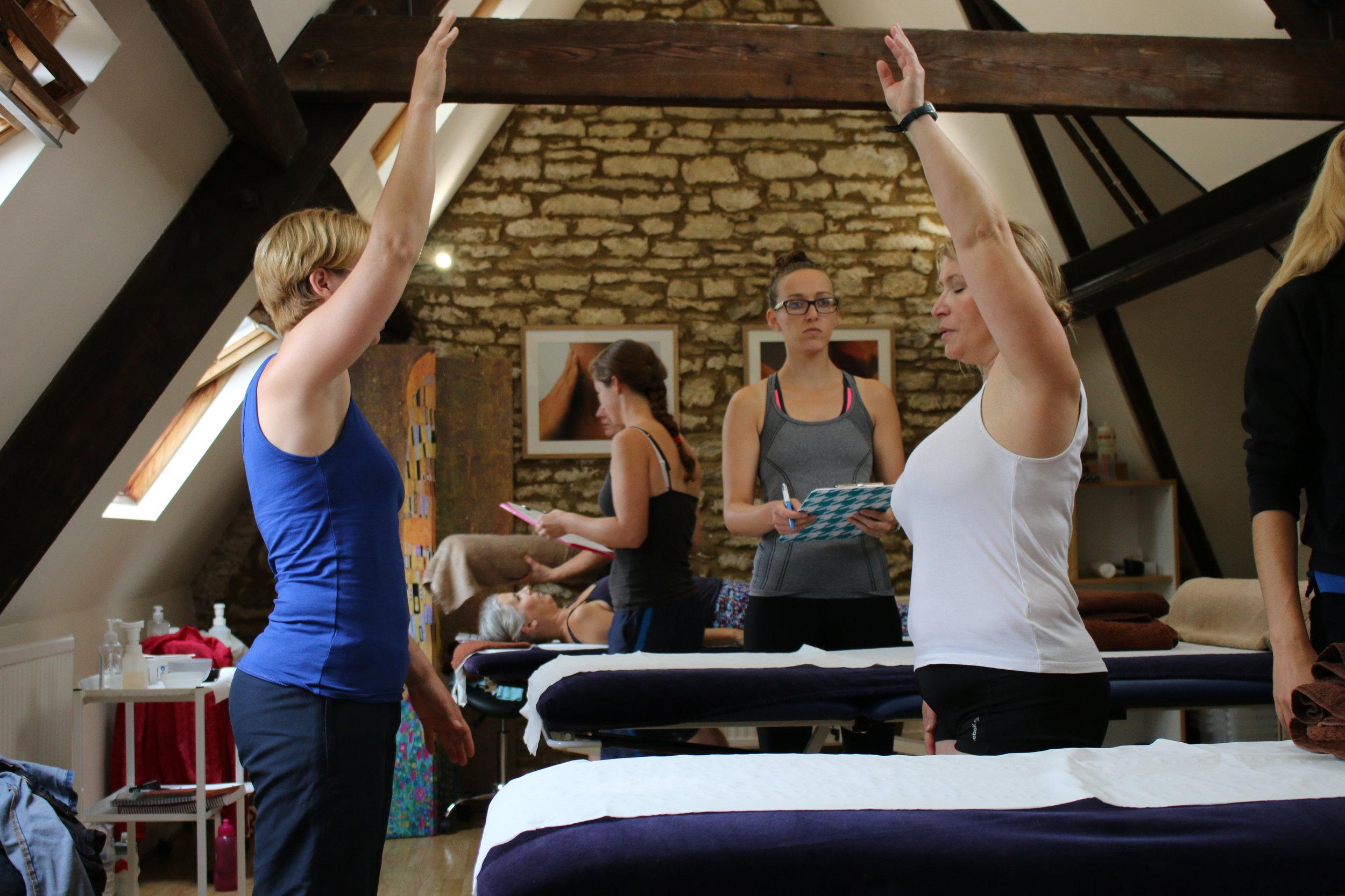 Sports Massage Cotswold Academy 10