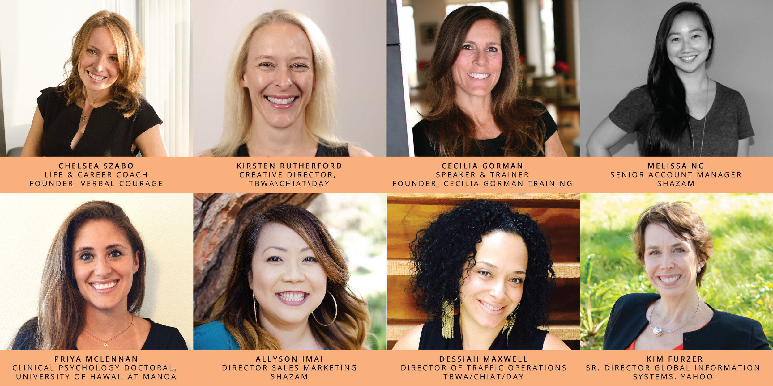 The THRIVE PROJECT is a community of professional women who are coming together to get a deep understanding of the tools, support, and inspiration necessary to THRIVE in their advertising careers! Join us!