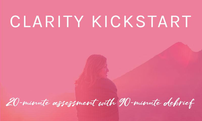 Verbal Courage Clarity Kickstart