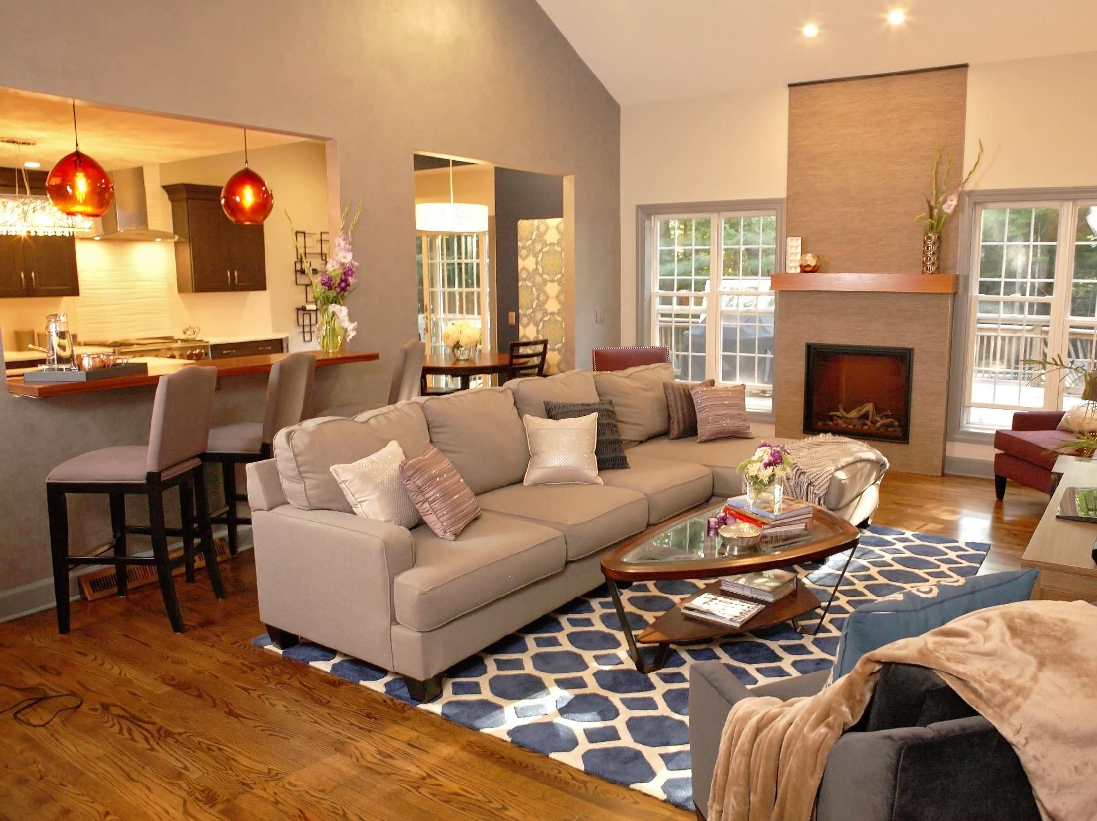 Great Room Renovation Ballston Spa NY 12020