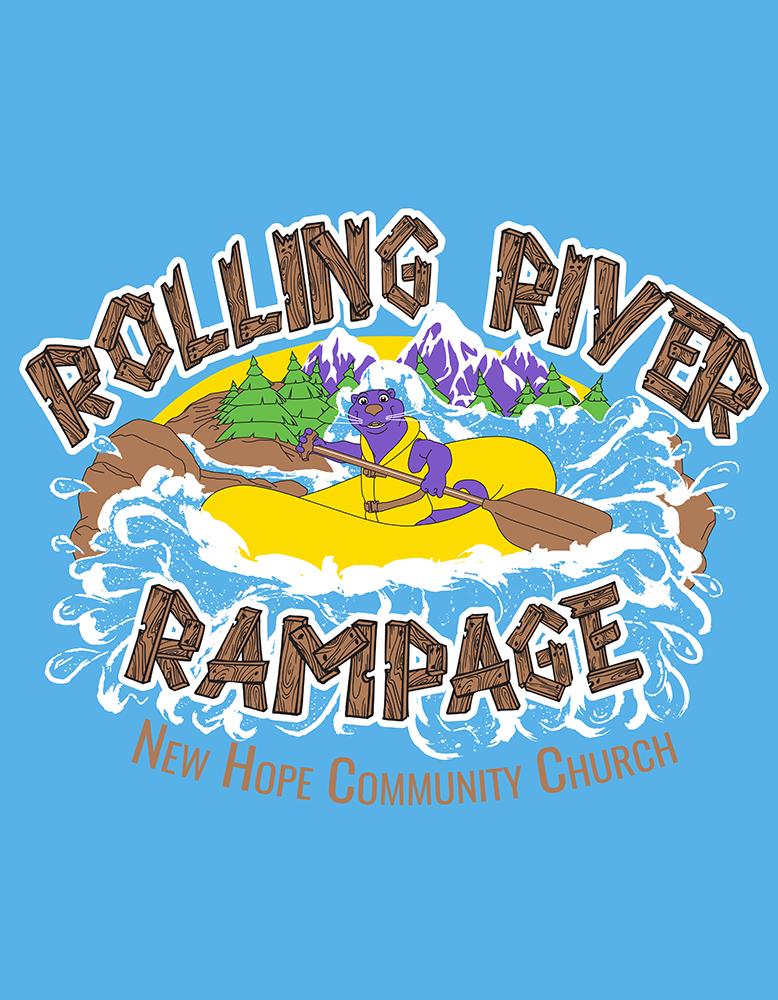 Rolling River Rampage Retreat