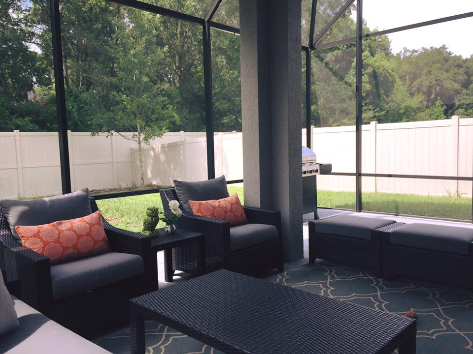 View more pictures of Outdoor Living Spaces here