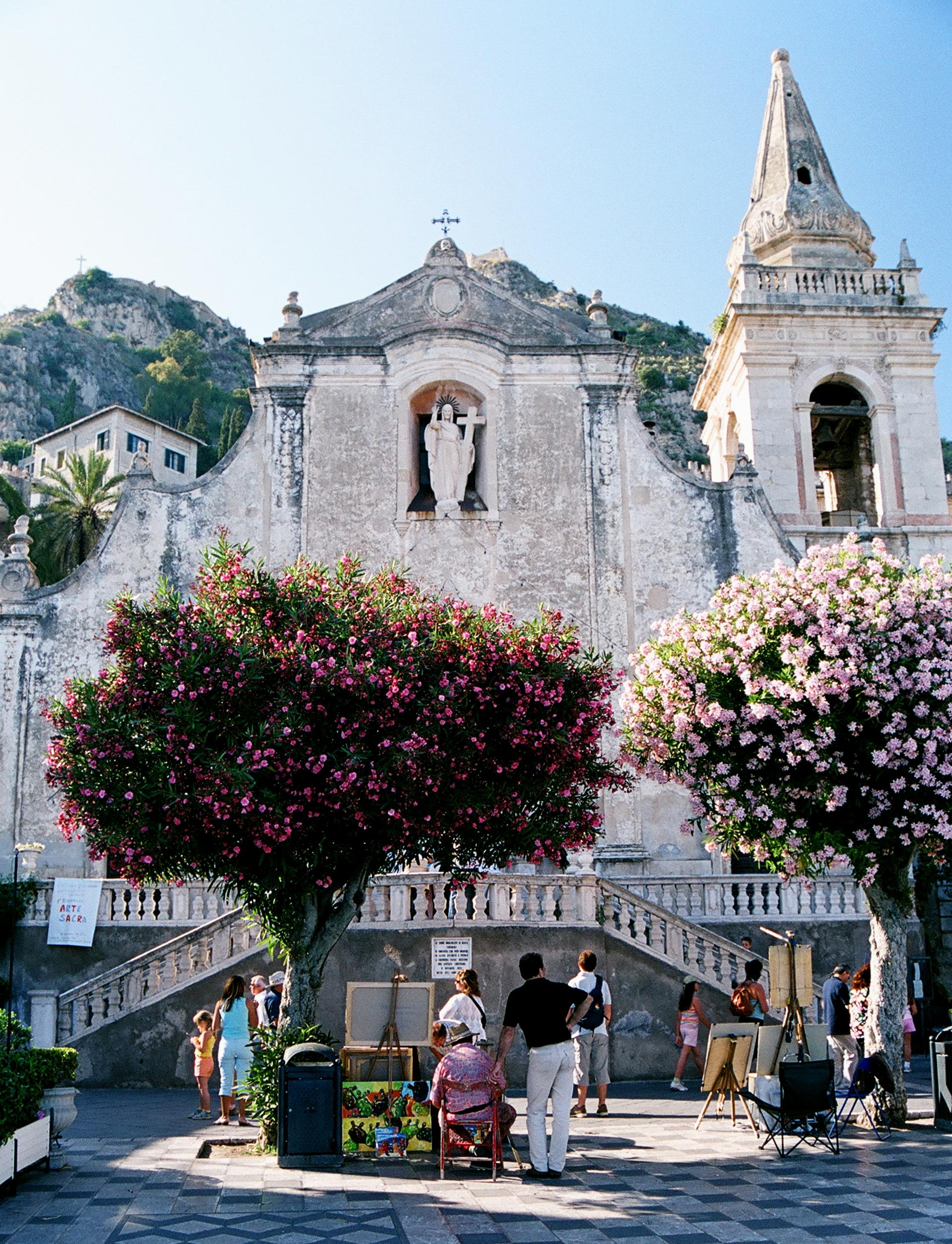 San Giuseppe Taormina