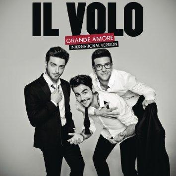 Il Volo Grande Amore album cover