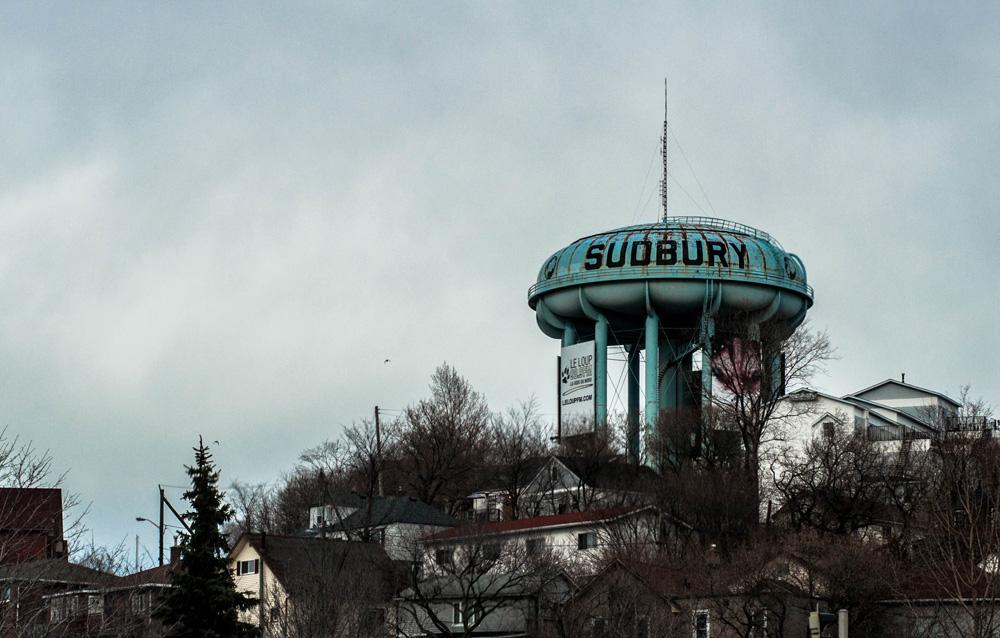 Sudbury Water Tower