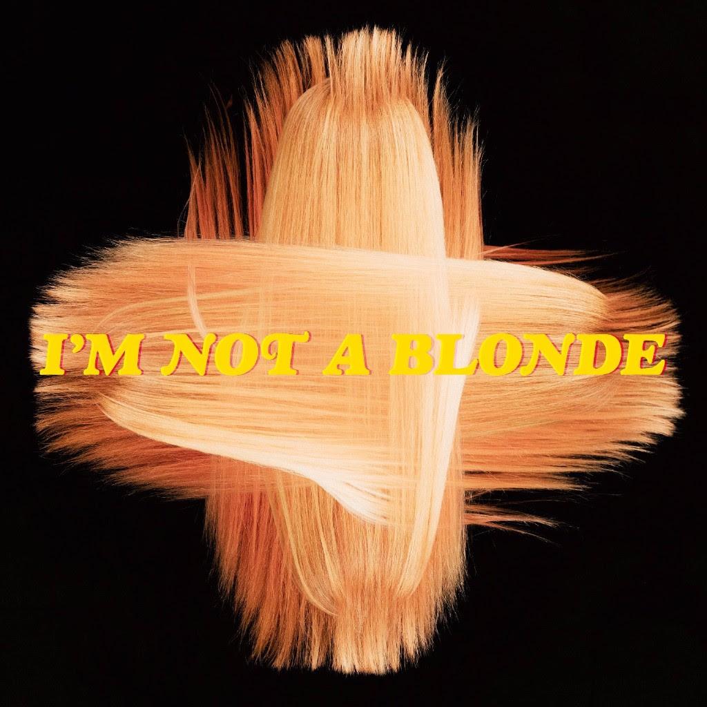 I'm Not a Blonde The Blonde Album.jpg