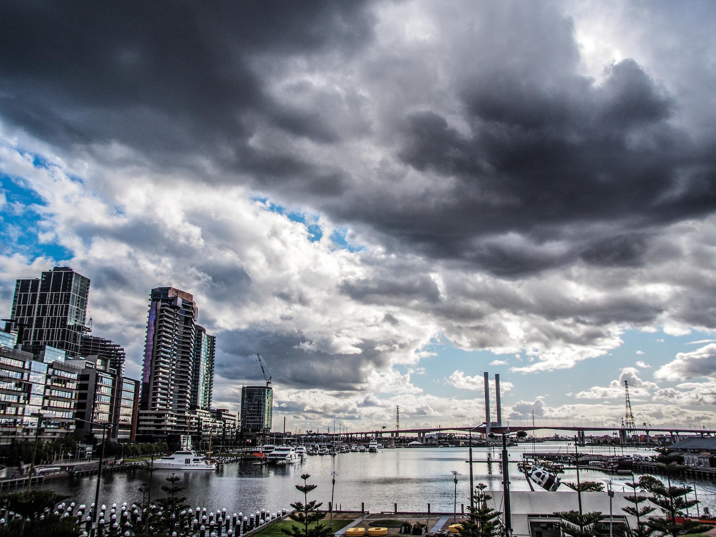 Melbourne Harbour Views