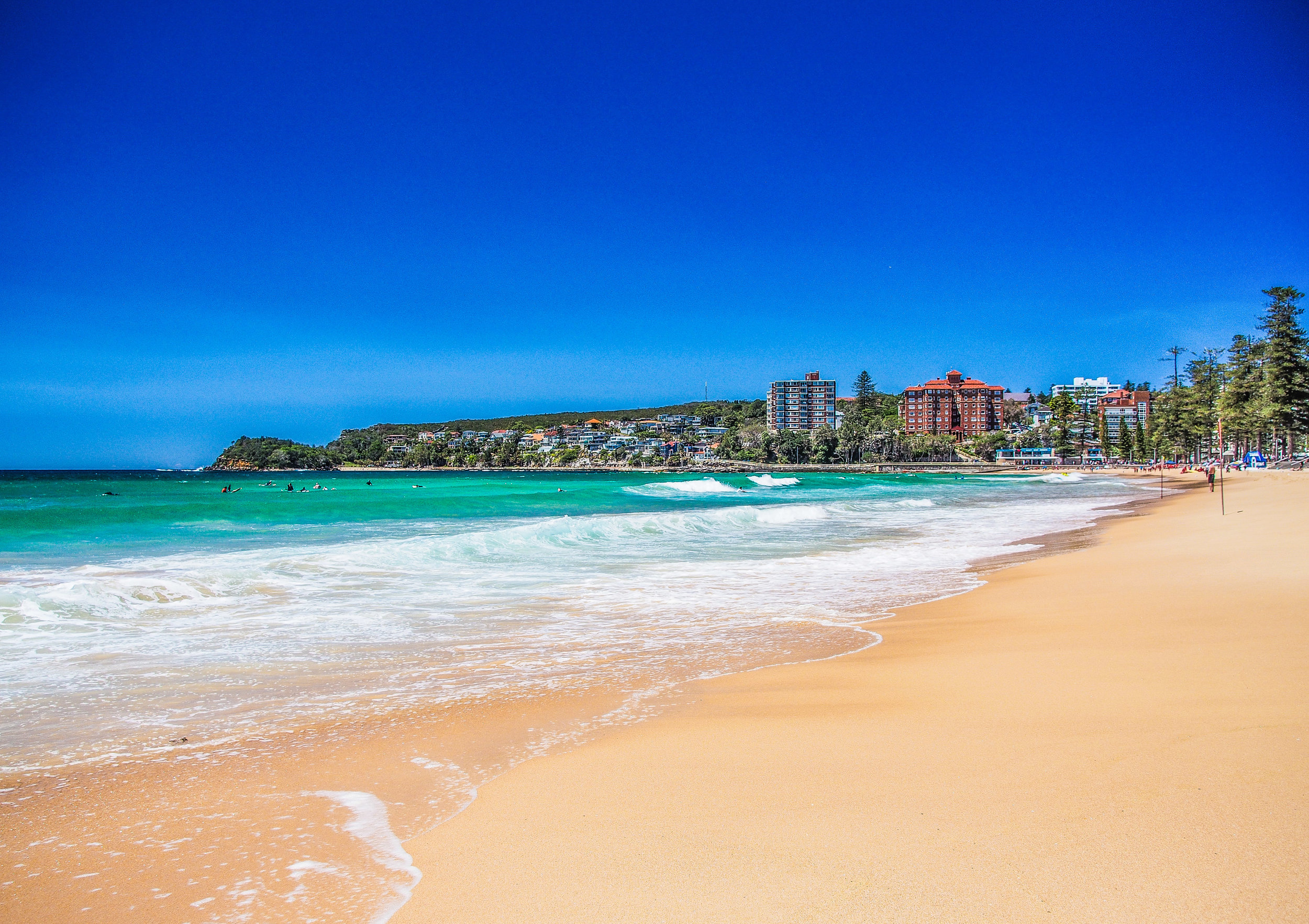 Manly Island