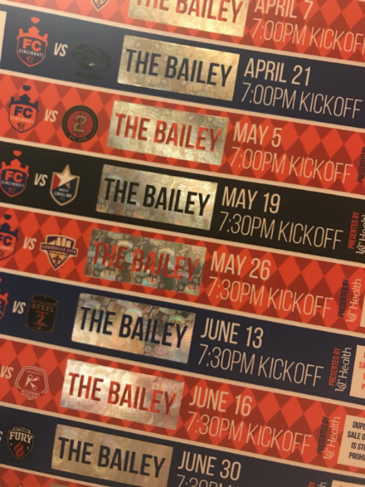 These are your tickets - They're not just pretty pieces of paper