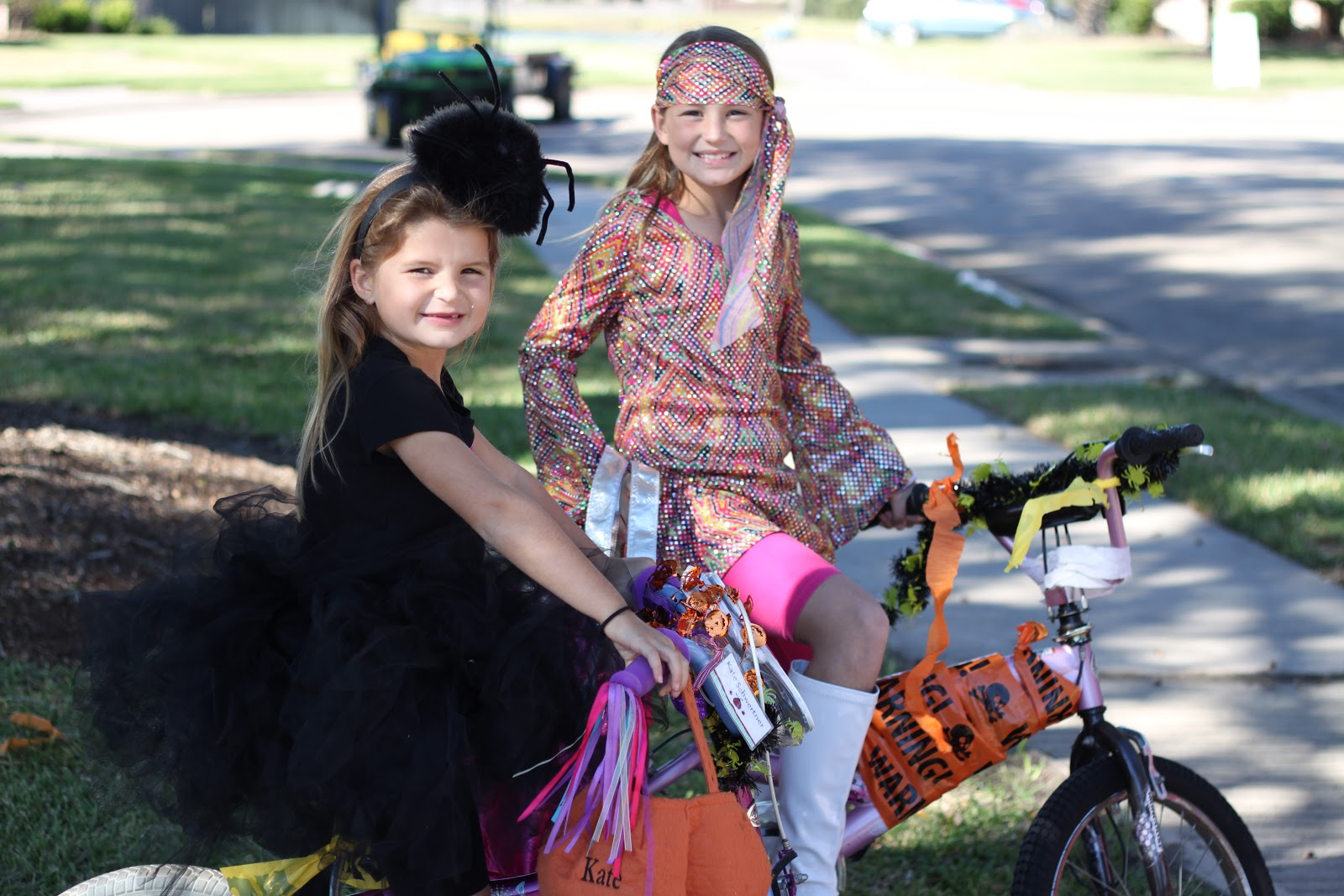 Dress up and ride your bike or walk to show your support for LASOAR!