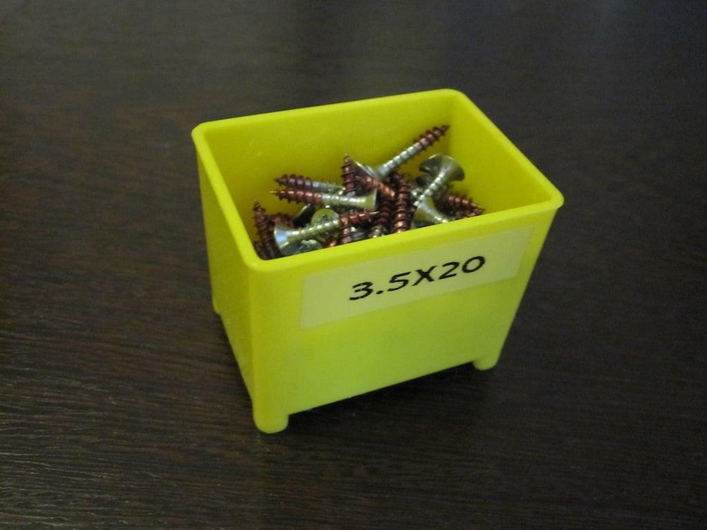Screws, 3.5x20mm